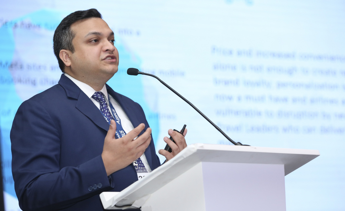 """The consumer is getting used to being pampered, whereas the aviation industry is still several years behind. This is because aviation is still more focus on how to reduce cost, what pricing changes should be done, and how can it be made more convenient for the customer. Whereas customers are looking for the next level of service,"" explained Pattanaik."