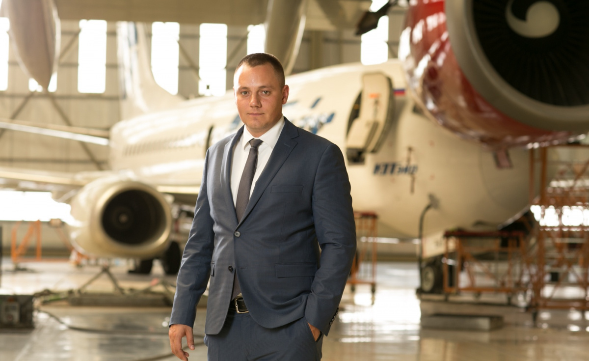 """""""We believe modification of aircraft and cabin modification will be the future for the MRO market. We are working on this to be the best value for money, MRO provider. This is our strategy for the next 10 – 15 years,"""" explains Khoroshaev."""
