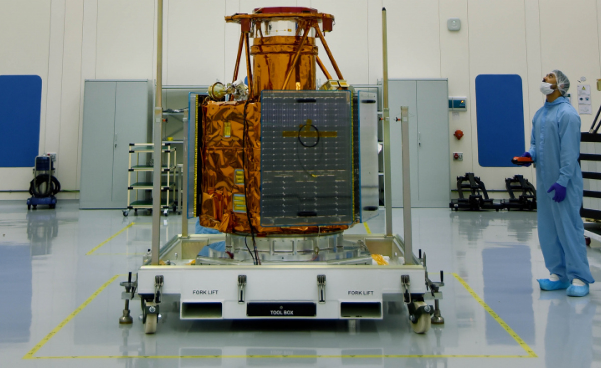Set to be launched in 2018, KhalifaSat will serve as a remote sensing satellite that will provide images of the earth for application across a number of industries.