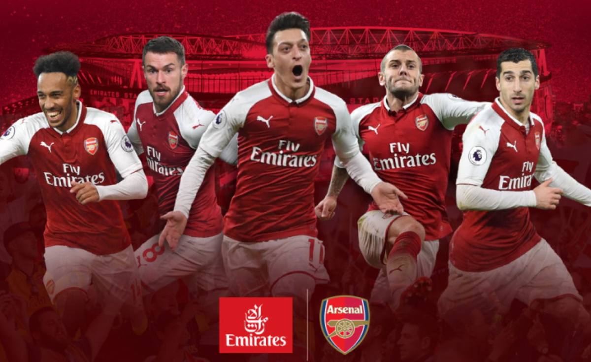 Emirates Extends Sponsorship Deal With Arsenal Fc Business Emirates Emirates Airlines Sponsorship Sponsor Arsenal Fc Football Soccer Aviation Business Middle East