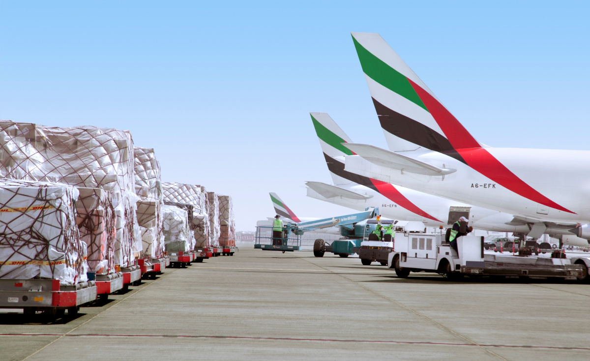 Emirates SkyCargo will operate a daily service to both destinations on its Boeing 777-300ER aircraft and will be offering a cargo capacity of up to 20 tonnes per flight.
