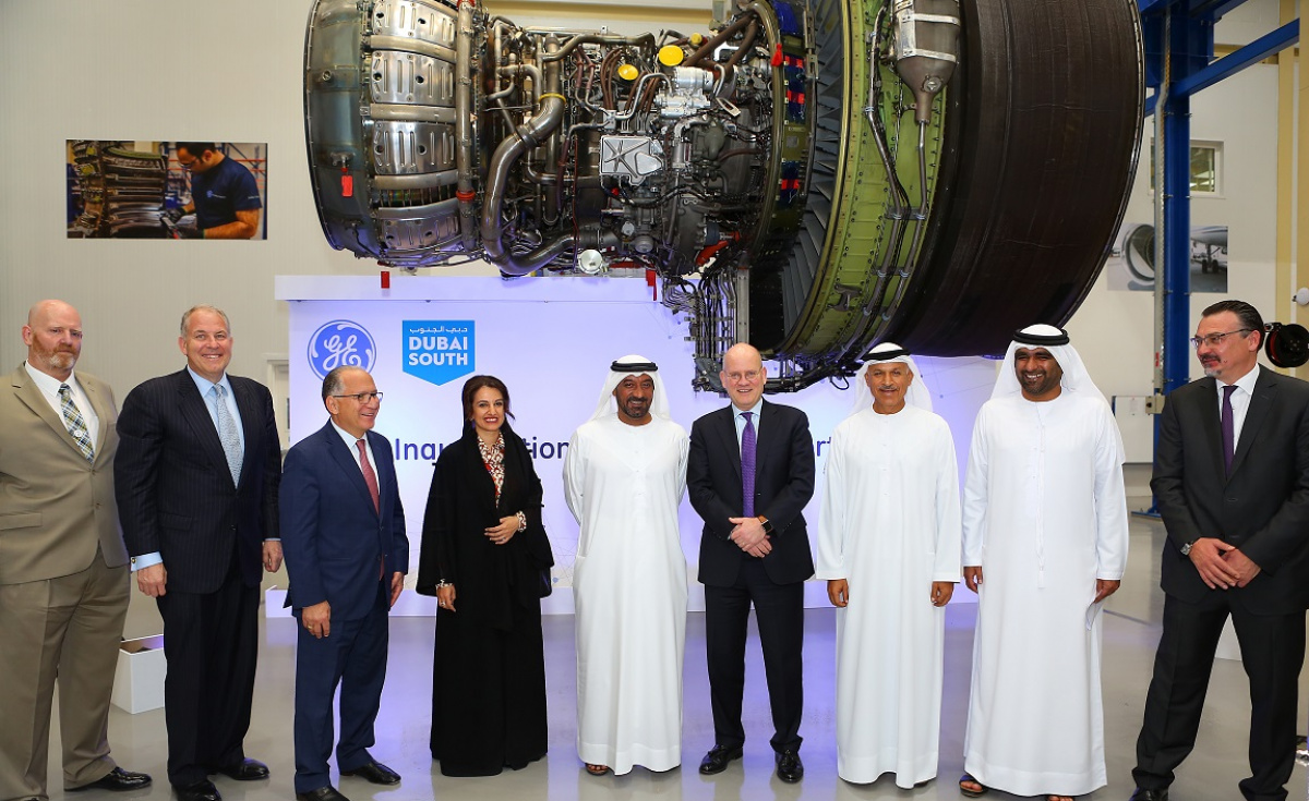 Present at the inauguration of the new facility was H.H. Sheikh Ahmed Bin Saeed Al Maktoum, President of Dubai Civil Aviation Authority, Chairman of Dubai Airports, Chairman and Chief Executive of Emirates Airline & Group.