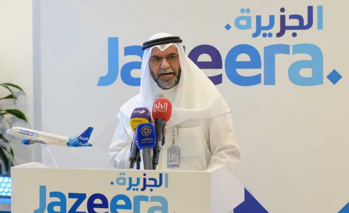Jazeera Airways chairman Marwan Boodai.
