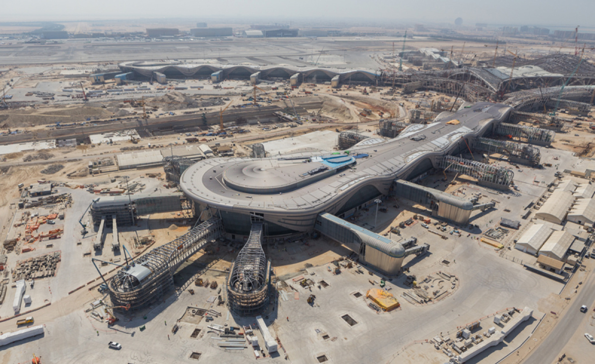 CCD will work closely with Etihad's team to design functional and efficient control rooms.
