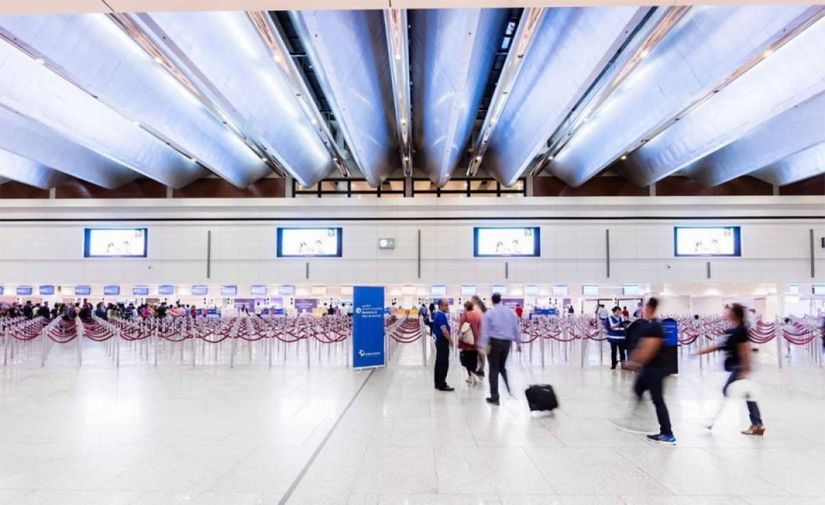 According to Dubai Airports, the H1 2018 total of 43,739,105 represents a 1.6 increase over the 43,054,268 passengers recorded over the same time period in 2017.