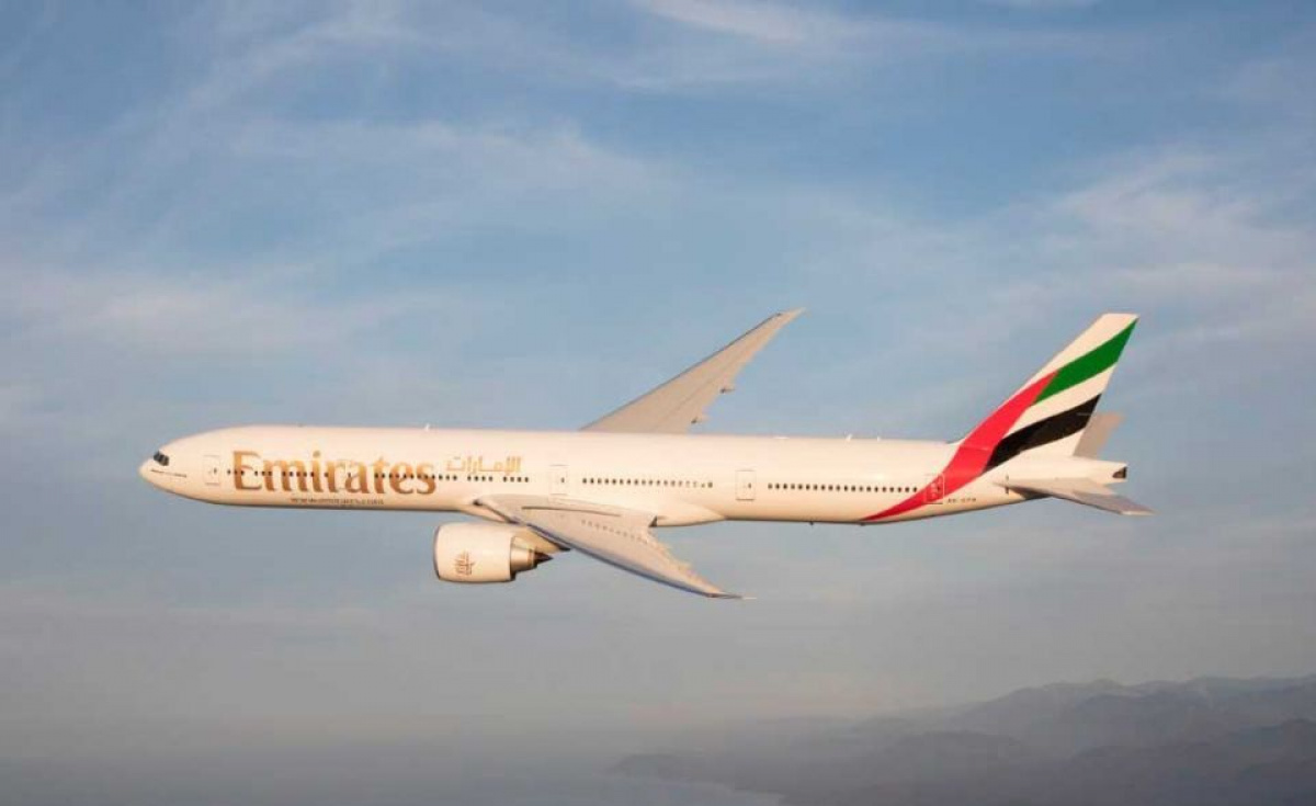 The Emirates plane diverted to Shannon having declared a medical emergency.