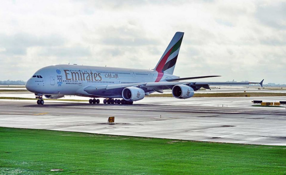 A significant number of Emirates flights will be impacted by the closure, resulting in up to 48 aircraft not being used.