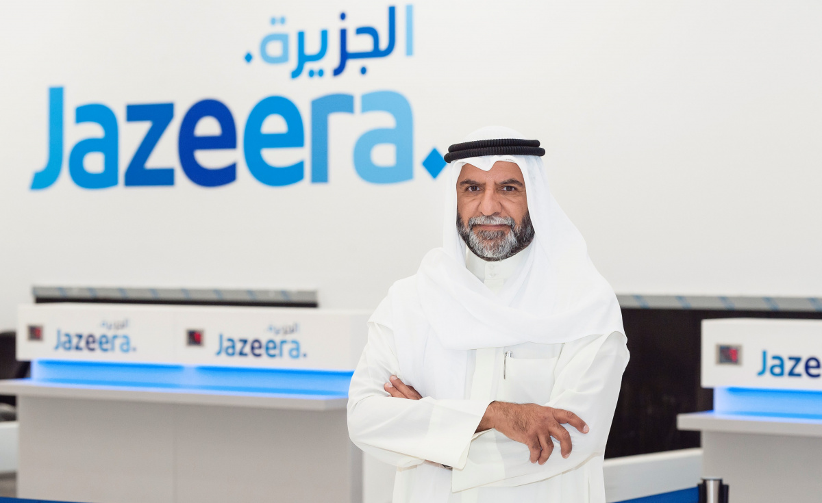 Marwan Boodai, Chairman of Jazeera Airways, provided AVB with a tour of the newly minted terminal.