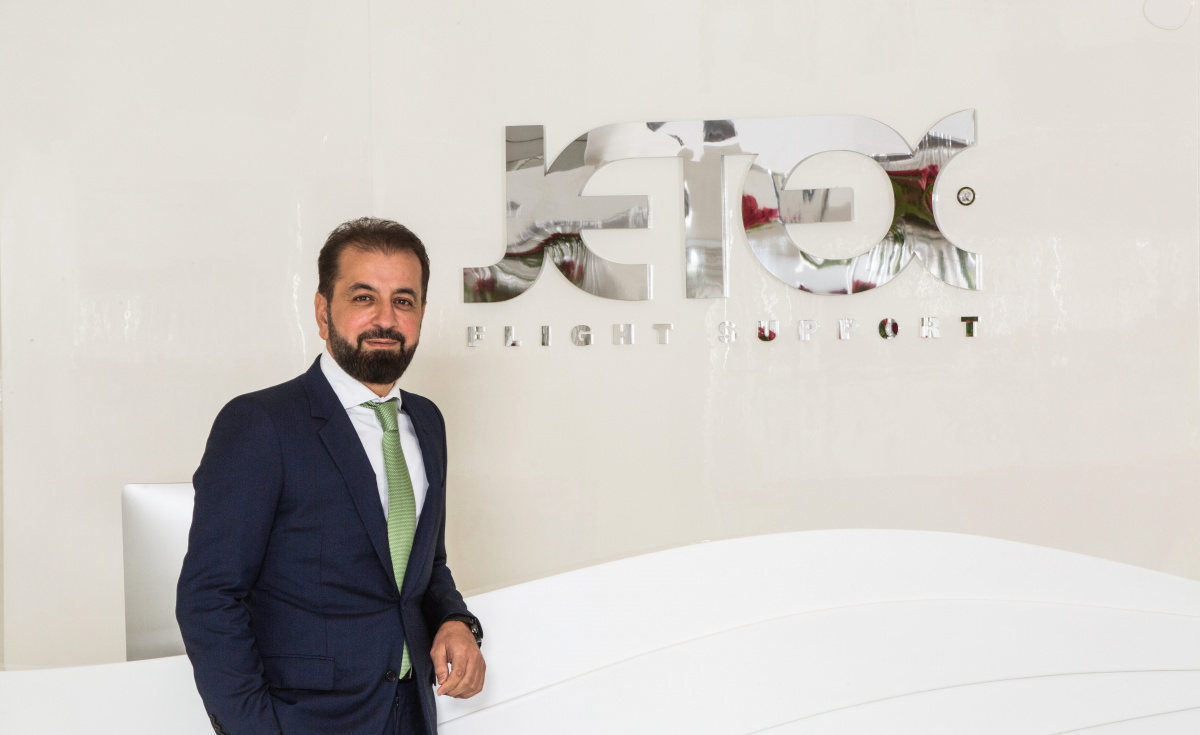 Our primary mission is to contribute to excellence in hospitality, serving the entire aviation industry, says Mardini