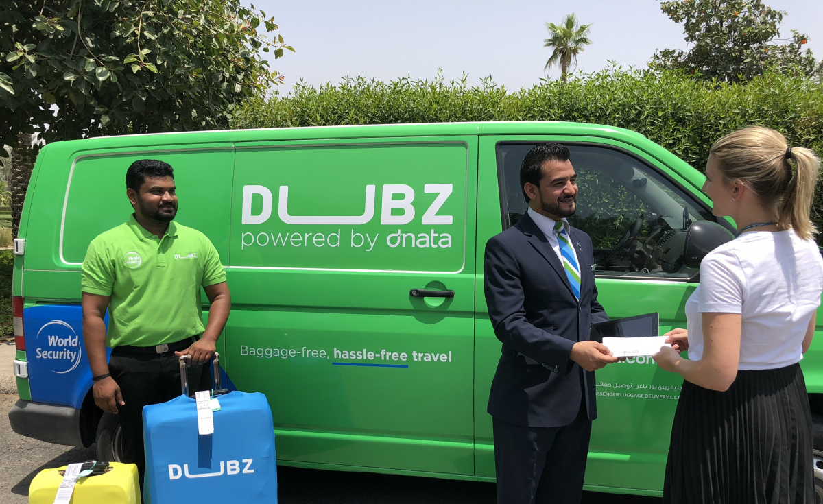 Incepted back in 2016, DUBZ introduced a novel baggage collection service for passengers travelling to and from the airports in Dubai.