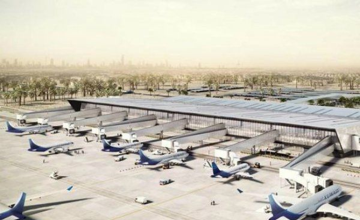 In 2016, Kuwait signed a $172.3m contract with Korean and Kuwaiti companies to construct the terminal.