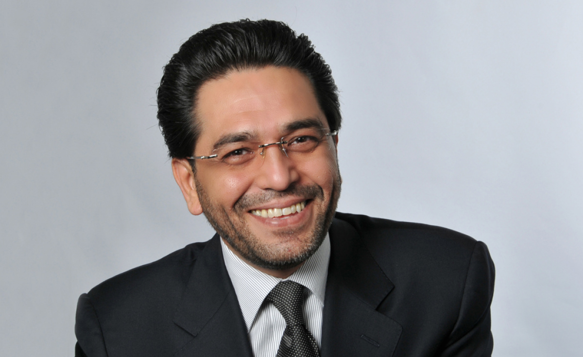 Muhammad Ali Albakri, regional VP for Africa and the Middle East (AME), IATA.