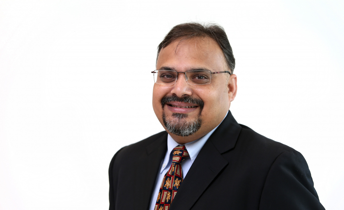 Raghu Seelamonthula, global director of Products & Solutions, Honeywell.