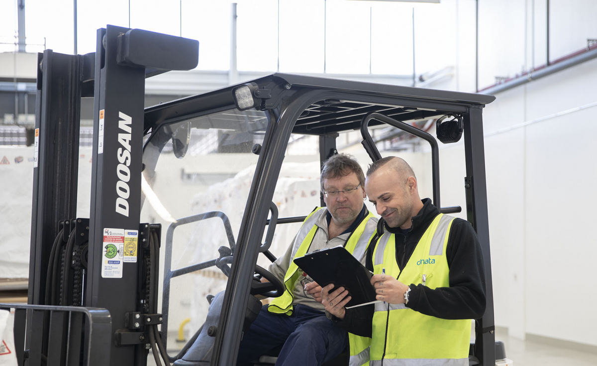 To secure the certification, dnata refurbished one of its warehouse at Zurich Airport, and also implemented several enhancements to its facility and operational processes.