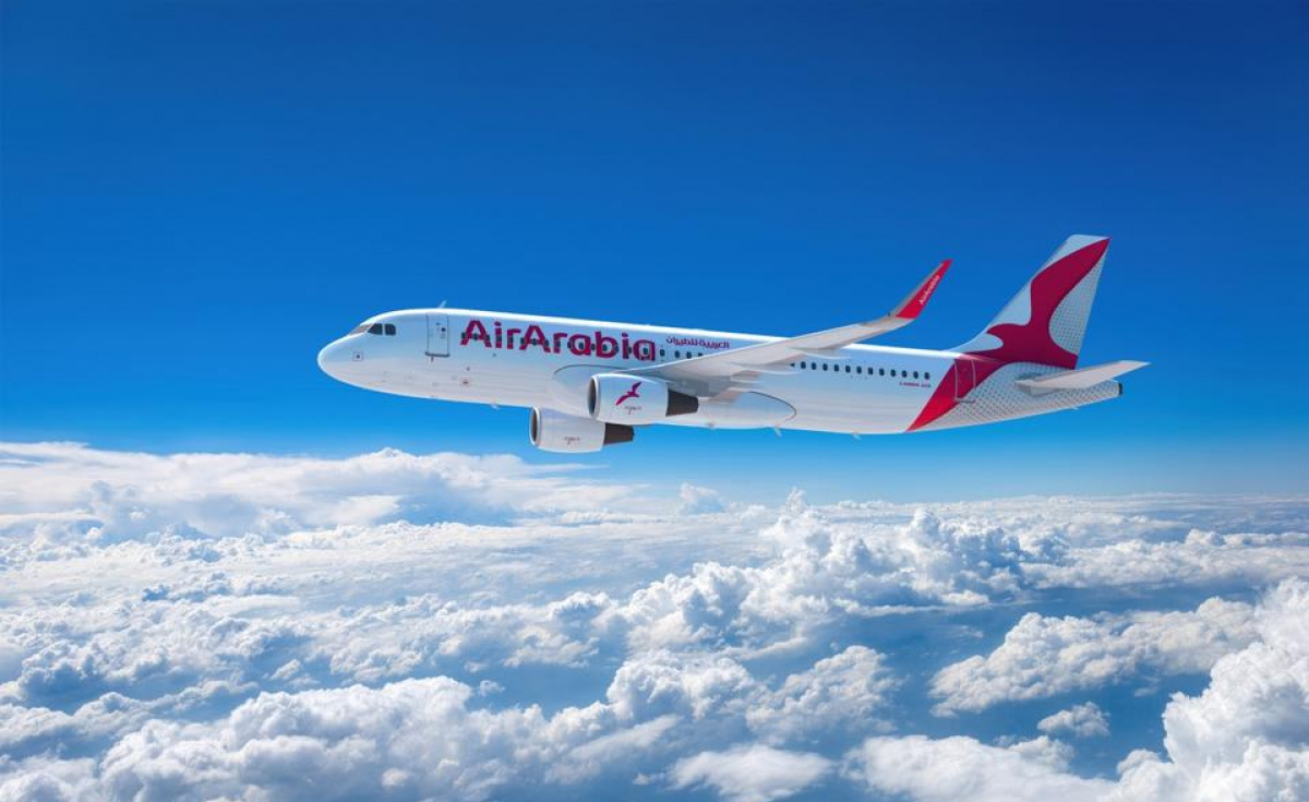 Air Arabia, the Middle East's largest low-cost carrier, has unveiled a new brand identity after celebrating 15 years of operations.