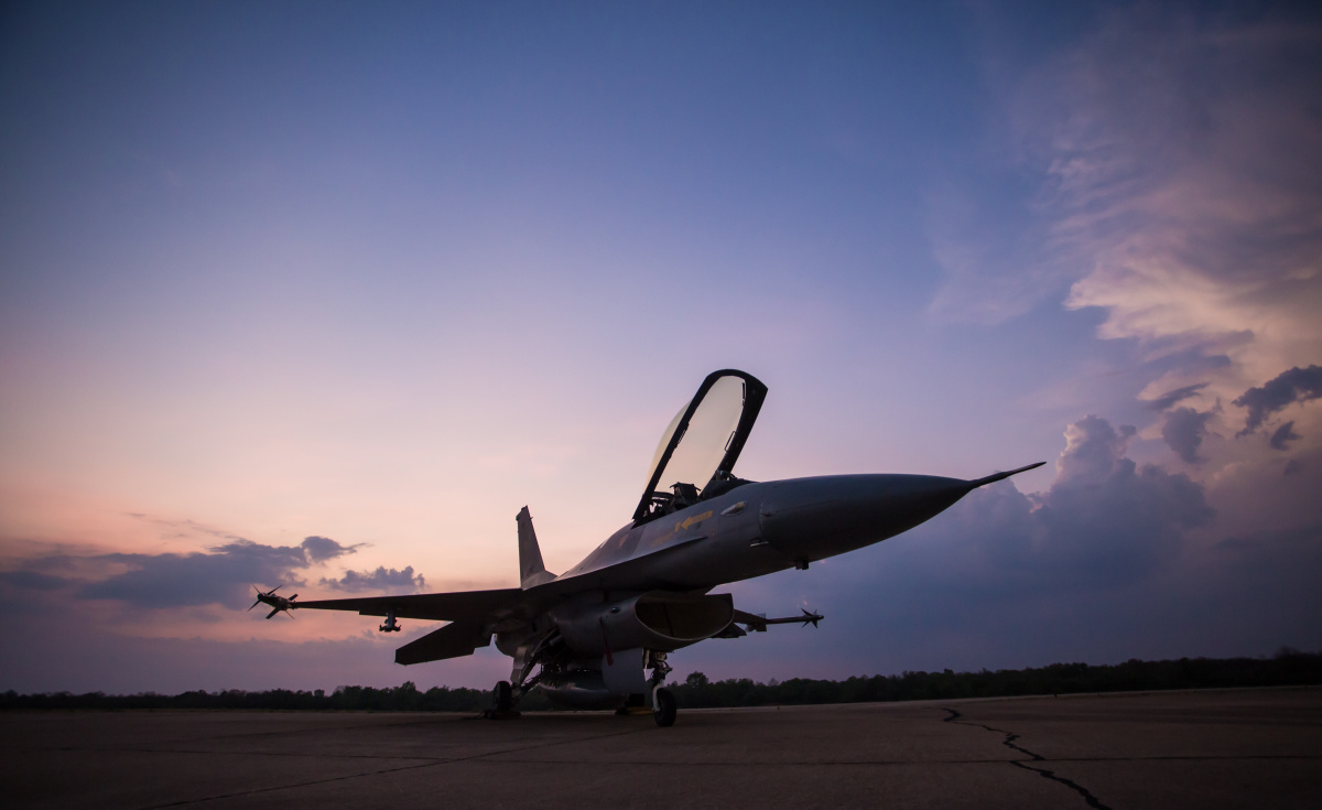 Bahrain was the first Gulf country to incorporate the F-16 fighter jet into its armed forces.