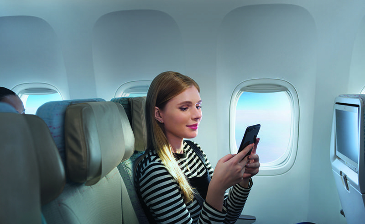 Members can earn Skywards Miles on every ride booked through the Emirates Skywards Cabforce app.