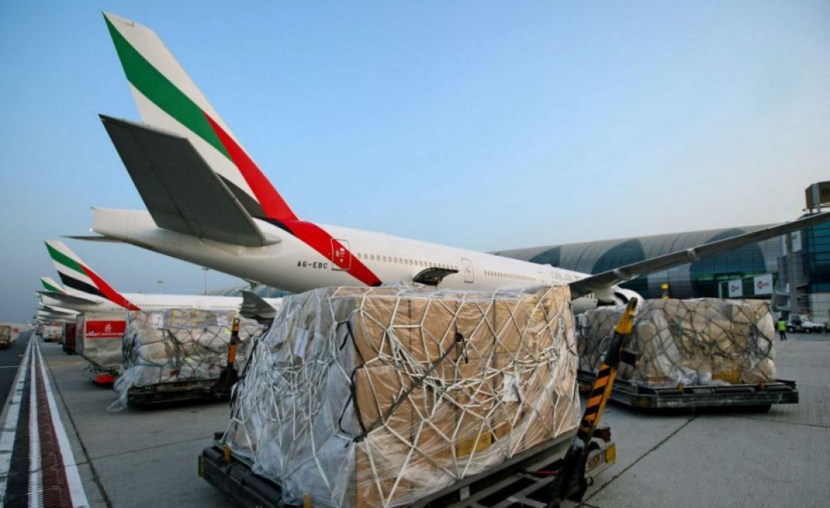 With over 8,000 square metres of dedicated pharma storage and handling space, Emirates SkyCargo operates the world's largest multi-airport GDP certified hubs in Dubai. During the financial year 2018/19, the carrier transported more than 75,000 tonnes of pharmaceuticals through its network.