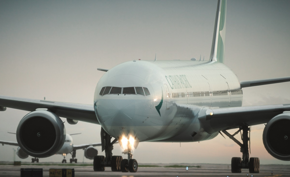 Combining the performance figure of both Cathay Pacific and Cathay Dragon, the Group's recently released report notes that a total of 2,950,532 passengers were carried last month. This equated to an increase of 0.9% compared to the same period last year.
