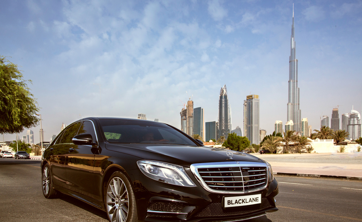 Emirates Airlines, Blacklane, Chaffeur Services, Agreement, Partnership, Luxury Transport, Airport Transfers