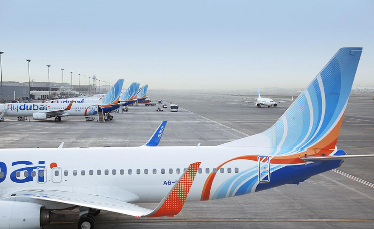 Flydubai, India, Low-cost carrier, Route Launch