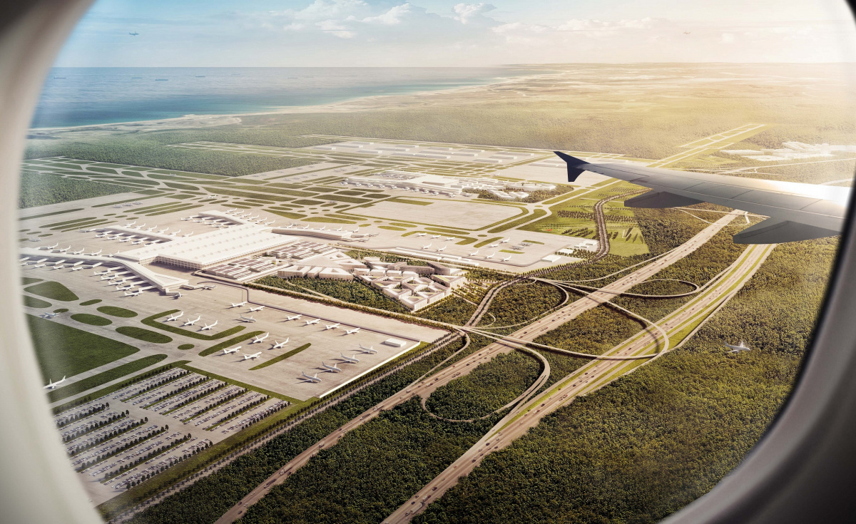 The new route will be operated from the newly-minted Istanbul Airport.