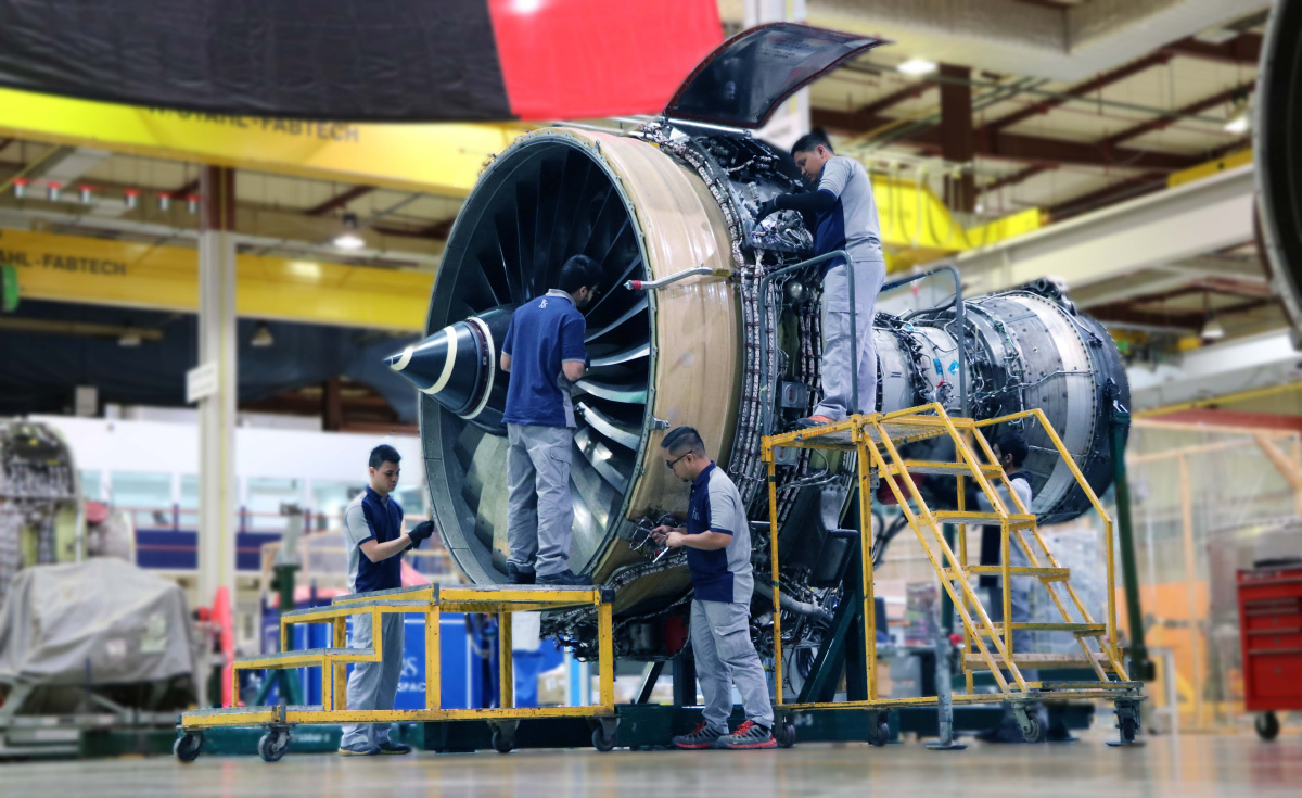 As per the agreement, TS&S will oversee the repair of the Trent 700 engine, which powers the carrier's A330 aircraft, from the company's facilities at Abu Dhabi International Airport.