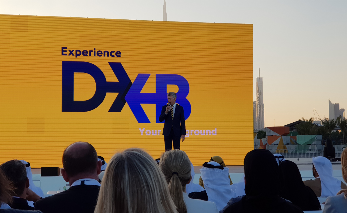 We are proud to launch the new DXB brand to reflect the fresh direction and truly transform DXB into the airport of the future, one that is led by a more customer-centric approach that incorporates the hospitality, excitement, warmth and true spirit of Dubai, says Griffiths
