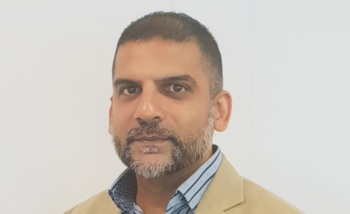 Abdul-Razzaq Iyer, vice president of Sabre Travel Network Middle East (STNME).