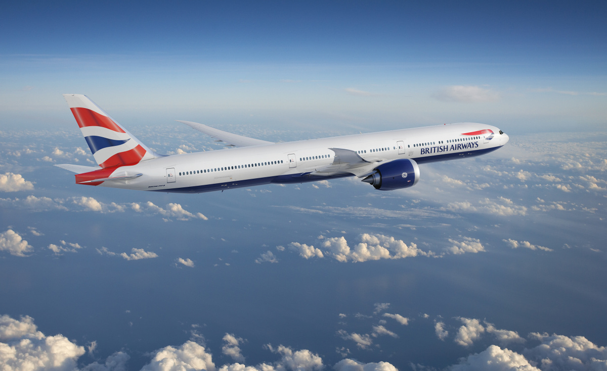 The new 777-9 will replace the airline's larger wide-body aeroplanes, particularly its four-engine 747 jumbo jets.