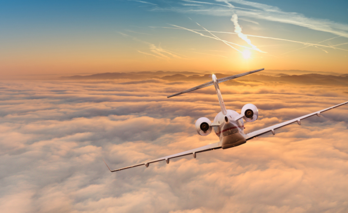 A spacious cabin and a generous luggage hold are two distinct features that are in high demand with today's market of business aircraft.