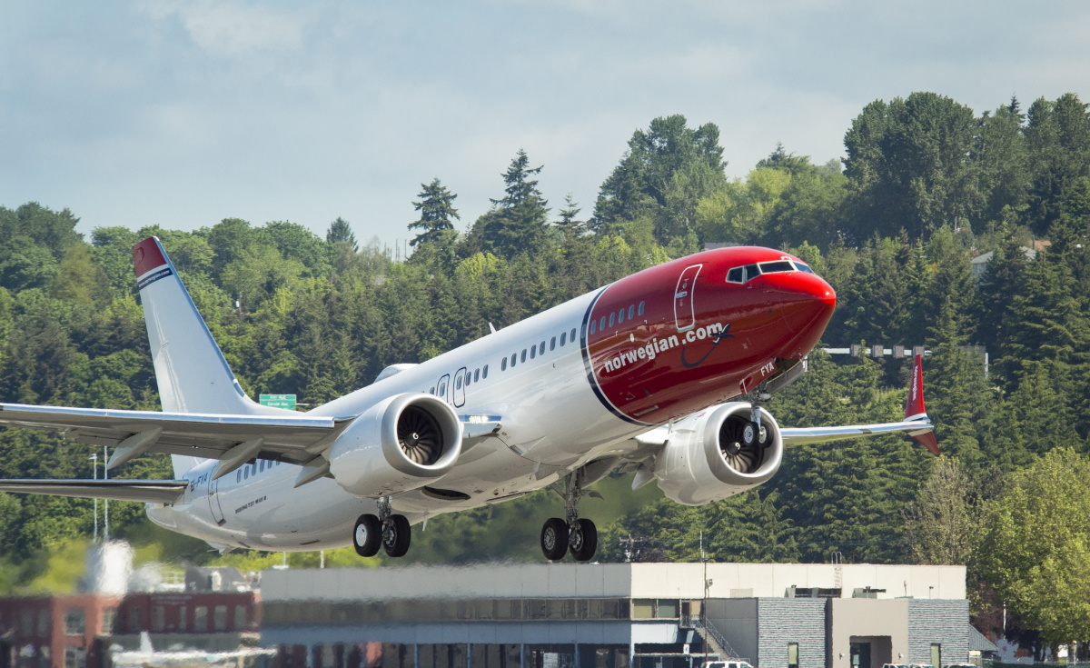 Within the UK aviation market, Tui Airways and Norwegian Air are expected to be affected by the new directive.