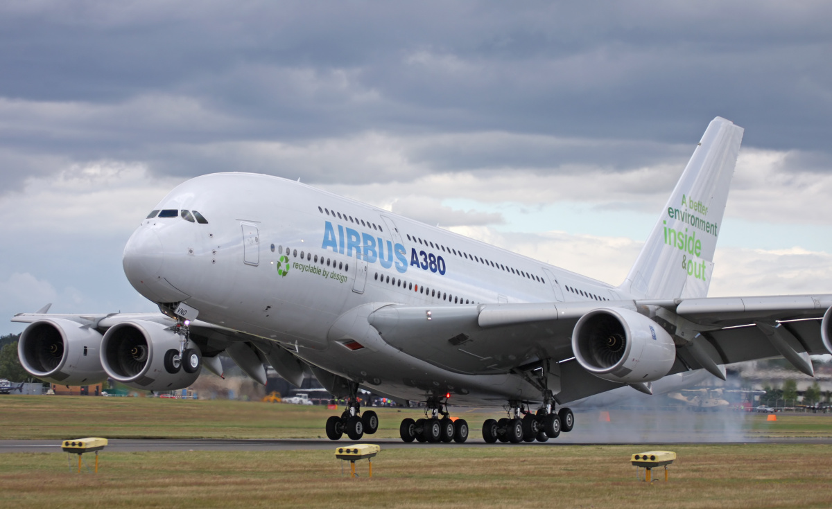 With only 234 deliveries completed out of the 313 ordered over the last 13 years, Airbus is set to complete the final delivery for the A380 by 2021.