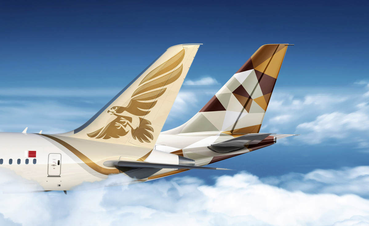 Gulf Air, Etihad Airways, Etihad Guest, Falconflyer, Loyalty programme