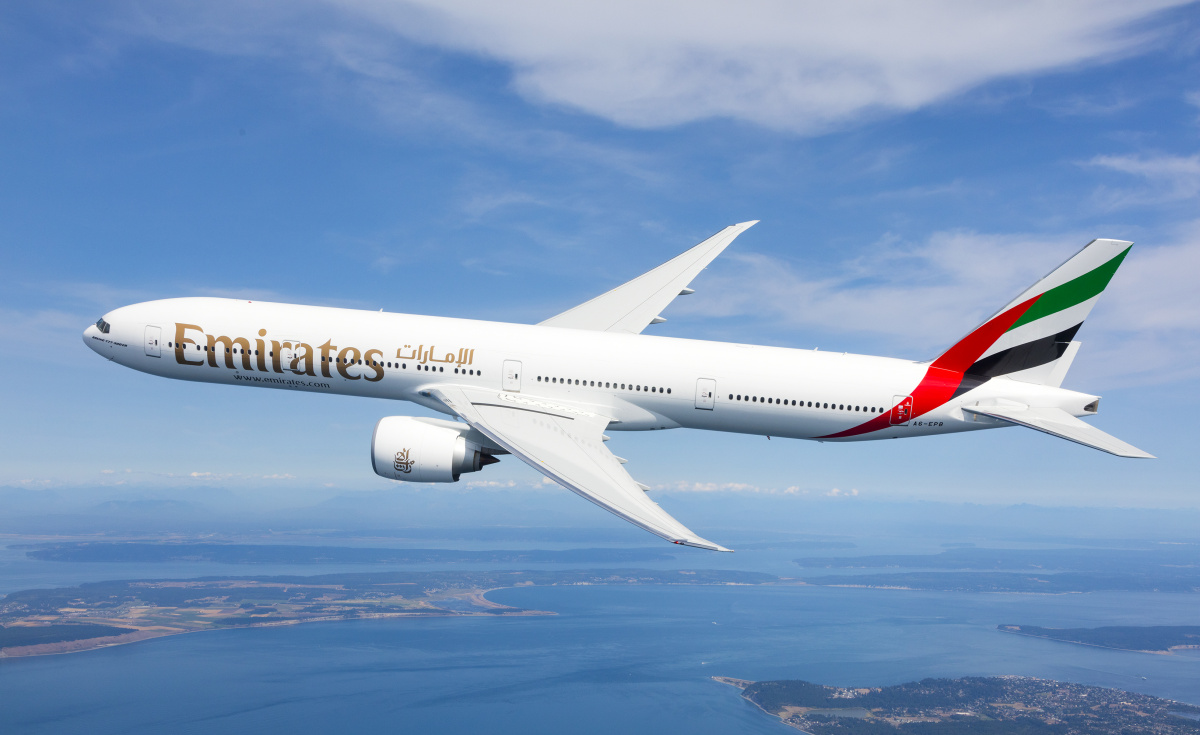 Emirates currently operates three flights daily to Cairo