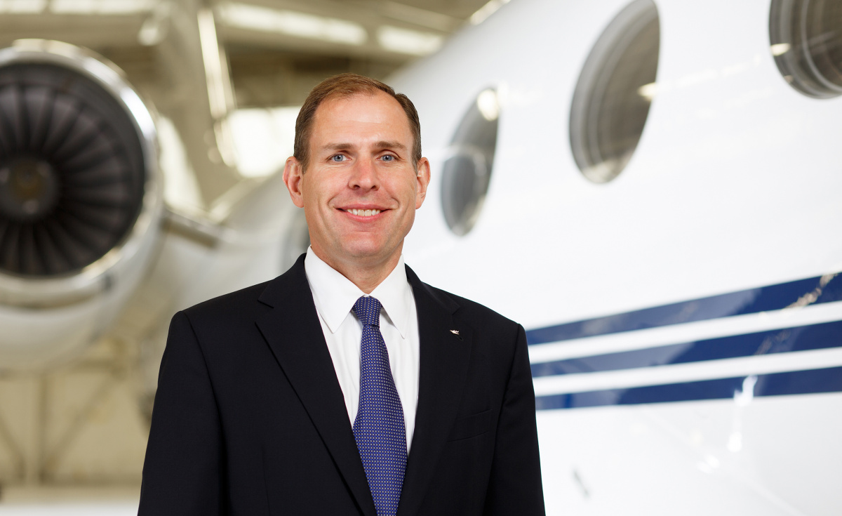 Paddock joined Jet Aviation back in January 2007 as the vice president of business development and strategic planning.