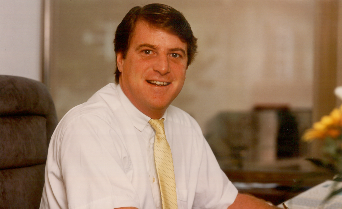 Joining Jet Aviation back in 1974, Thomas Hirschmann served as the company's chairman & CEO from 1990 through 2003.