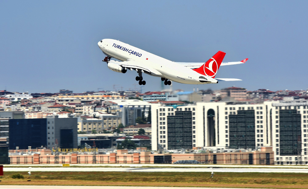 Once unveiled, the planned cargo terminal at Istanbul Airport will reportedly feature 300sqm of indoor space.