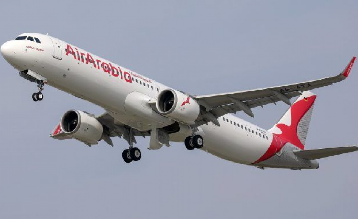 The addition of the A321neo LR will enable Air Arabia to expand to new medium-haul markets in addition to strengthening the existing routes with increased seat capacity.