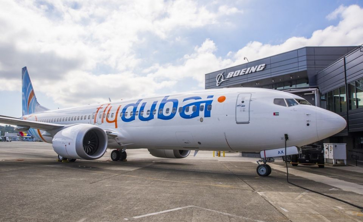 FlyDubai is one of the largest customers of 737 Max