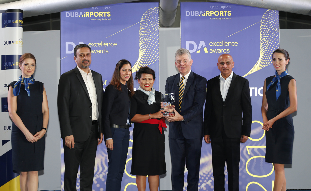 The 2019 Excellence Awards were held to celebrate the contributions to the airport experience undertaken by commercial service partners and airlines.