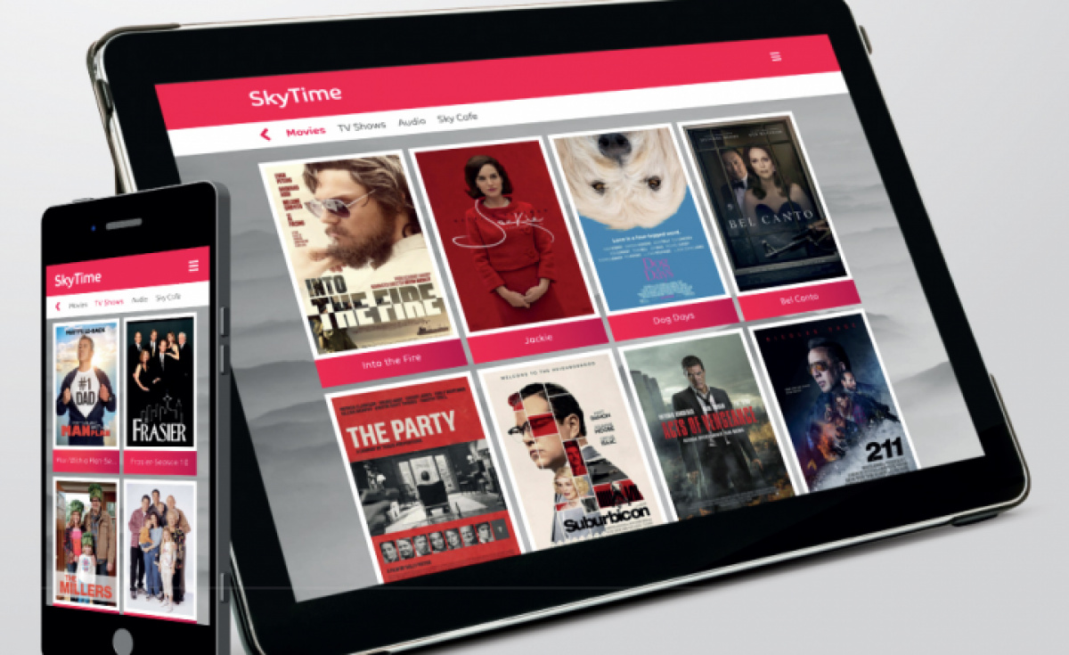 Air Arabia, Inflight, IFE, Streaming, Mobile Devices, Passenger experience