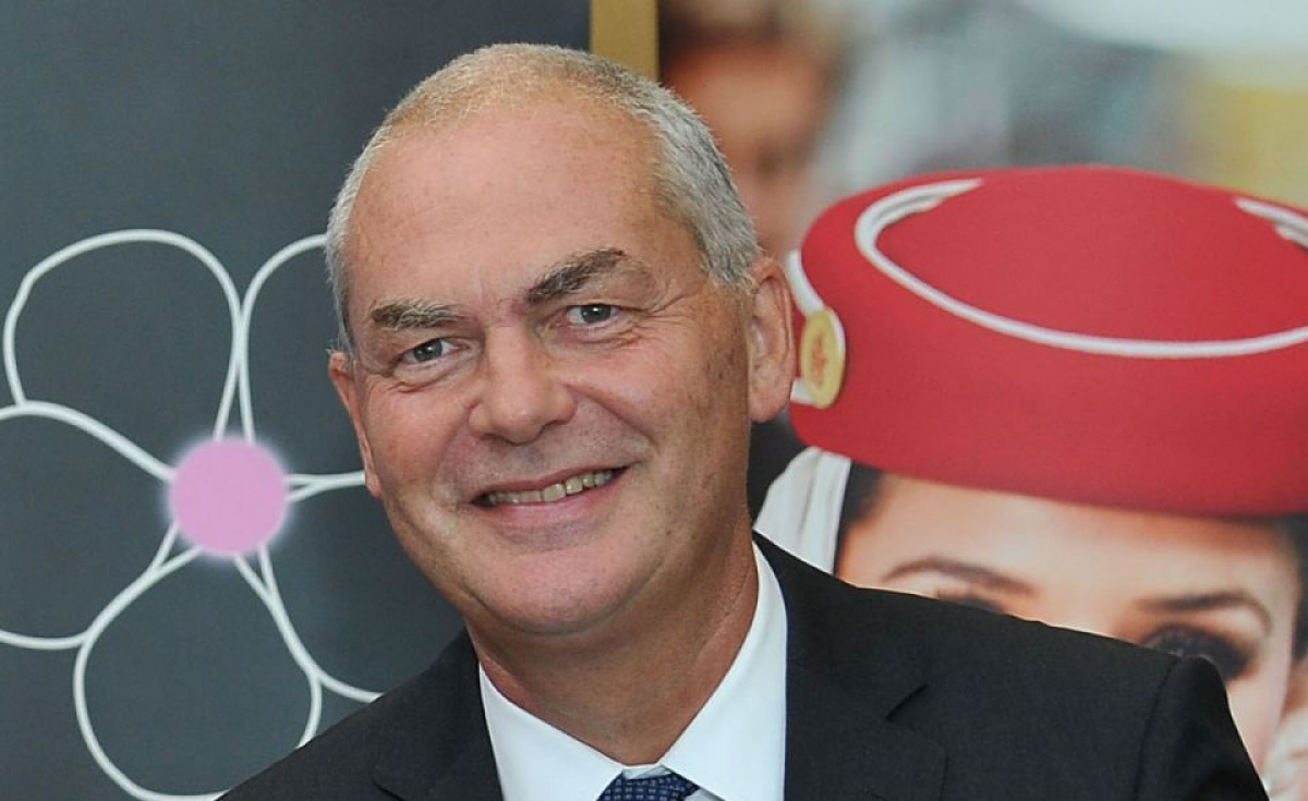 Emirates airline's chief commercial officer Thierry Antinori has resigned from his position.