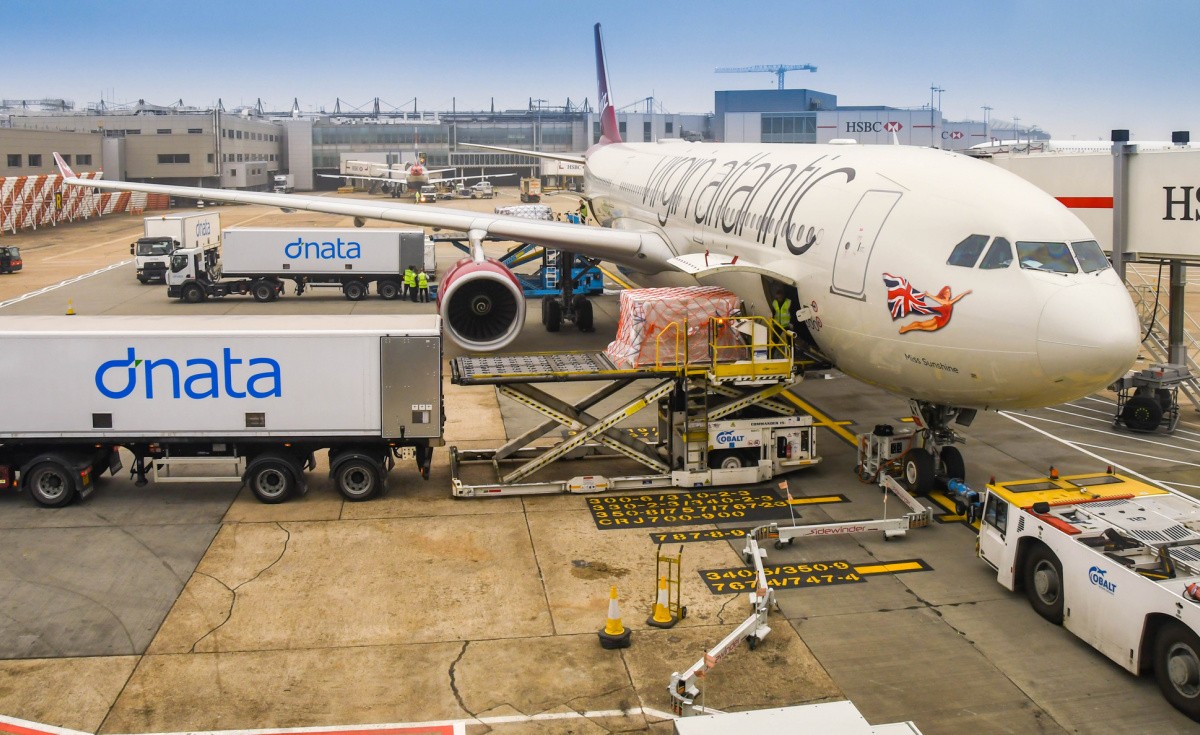 Dnata, Aviation Services, Catering, Ground Handling, Cargo, Air cargo, Freight