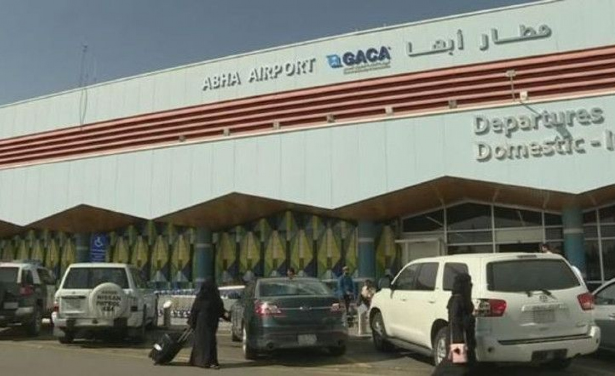 The Saudi Press Agency said of the 21 injured at Abha International Airport, four were Indians, two Egyptians, 13 Saudi and two Bangladeshis.