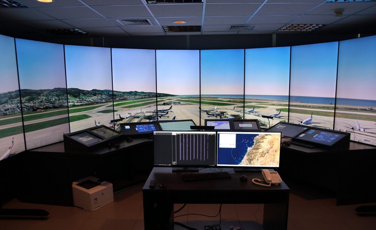 Deployed over a 12-month period, the site will be utilised by DGCA's ATC controllers and students to engage simulated scenarios that emulate realistic aviation operations.