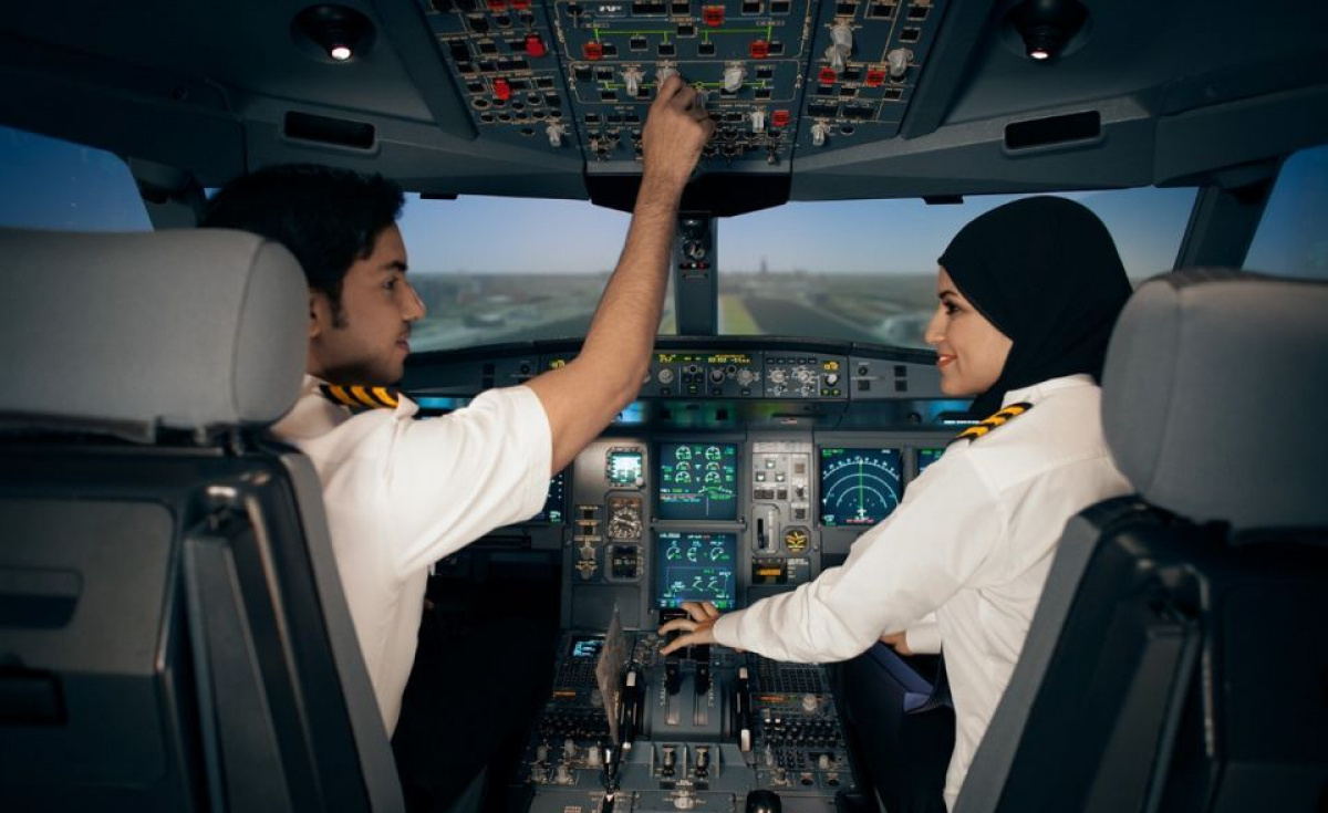 Etihad Aviation Training currently has over 100 cadet pilots and 22 training aircraft, including four Embraer Phenom 100 jets, all based at Al Ain.