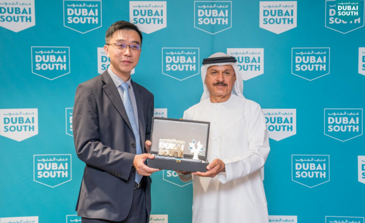 The MOUs were designed to boost economic relations between Dubai and China aimed at increasing engagement in the multibillion-dollar project Belt & Road Initiative.