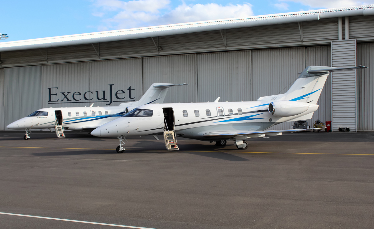 As one of the first business aviation companies to operate and manage the PC-24 for charter missions in Africa, ExecuJet has based the aircraft at its FBO at Cape Town International Airport in South Africa.