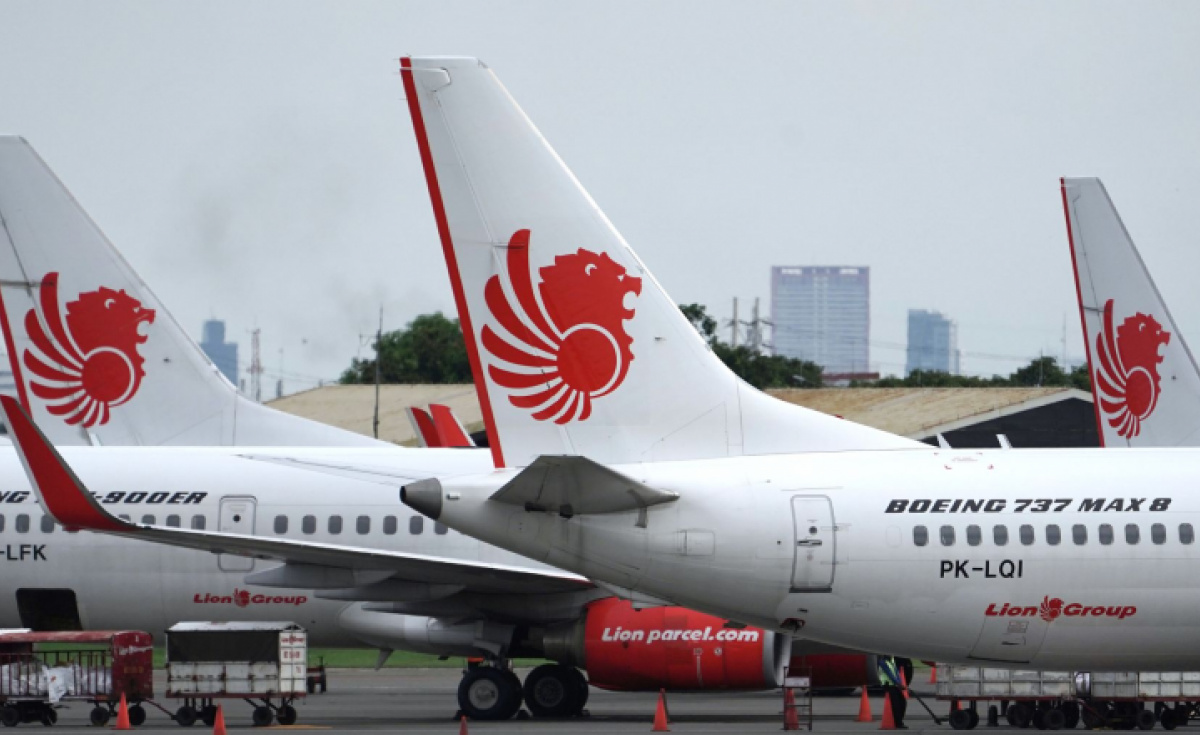 Lion Air, Low-cost carrier, Boeing 737 MAX, Boeing 737 MAX 8 grounding, Lion Air Crash, Indonesian airlines